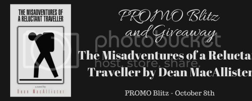 The Misadventures of a Reluctant Traveller banner