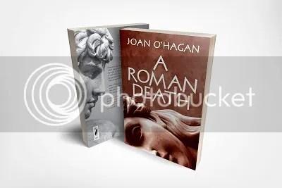 A Roman Death standing books