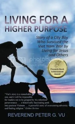 Living for a Higher Purpose cover