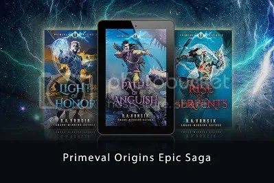 Paths of Anguish series banner