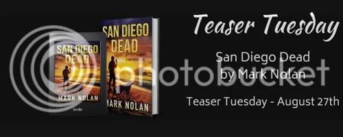 San Diego Dead banner