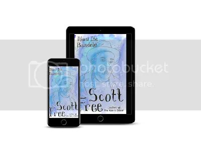 Scott Free tablet banner