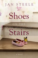 shoes on the stairs cover
