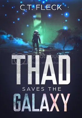 Thad Saves the Galaxy  cover
