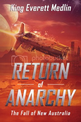 Return of Anarchy cover