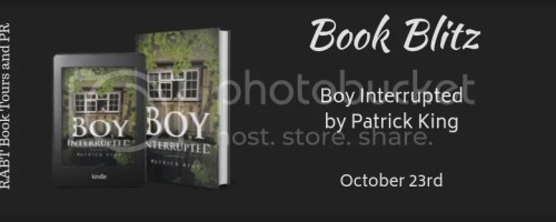 Boy Interrupted banner