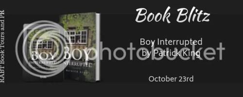 Boy Interrupted banner