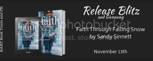 Faith Through Falling Snow banner