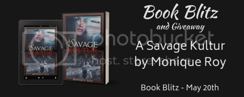 A Savage Kultur banner