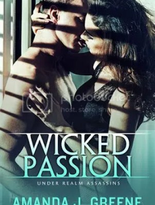 Wicked Passion cover