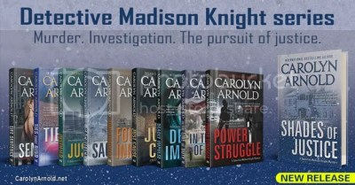 Detective Madison Knight Series graphic