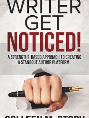 Writer Get Noticed! cover