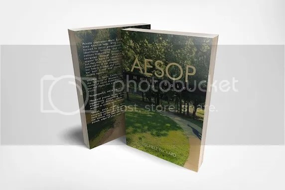 photo AESOP by Michele Packard - Book Blitz_zpsansymscg.jpg