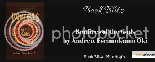 Bonfires of the Gods banner