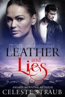 leather and lies cover