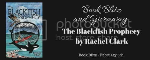 The Blackfish Prophecy banner