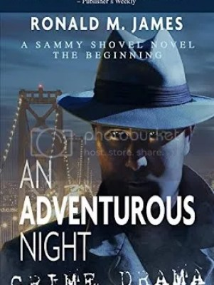 an adventurous night cover