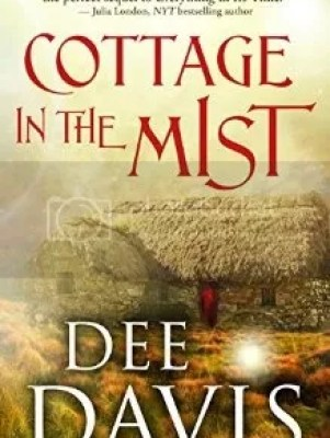 cottage in the mist cover