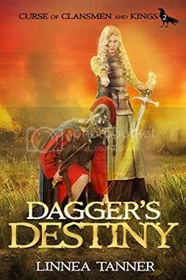 DAGGER'S DESTINY  cover