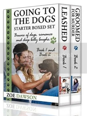 going to the dogs boxed set cover