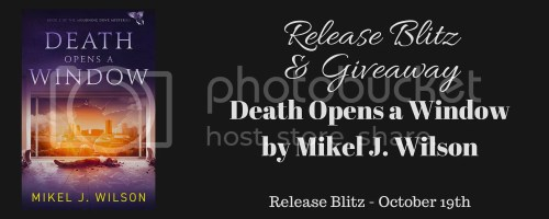 Death Opens a Window banner