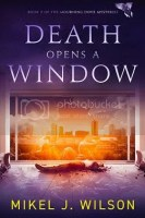 death opens a window cover
