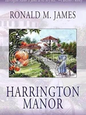 harrington manner cover