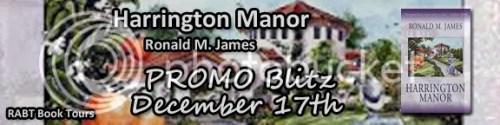 harrington manor banner