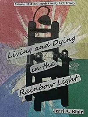 living and dying in the rainbow light cover