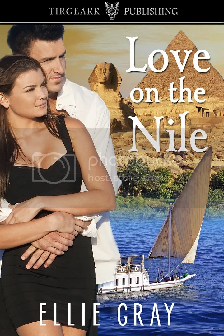 Love on the Nile - RABT Book Tours