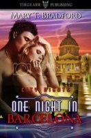One Night in Barcelona - RABT Book Tours