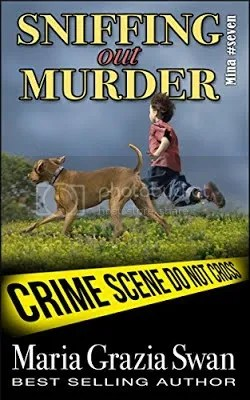 Sniffing Out Murder cover