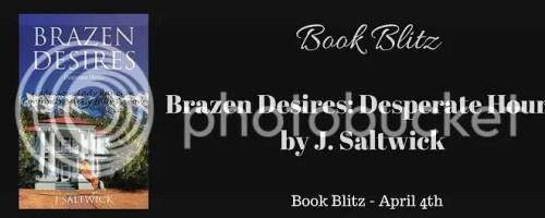 Brazen Desires: Desperate Hours Banner