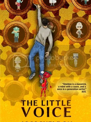 the little voice cover