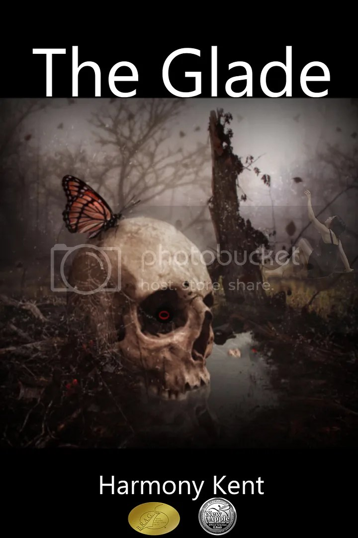 photo The Glade Kindle Cover with IndieBRAG and New Apple Awards_zpsge3e9445.jpg