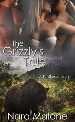 RABT Book Tours - The Grizzly's Tale