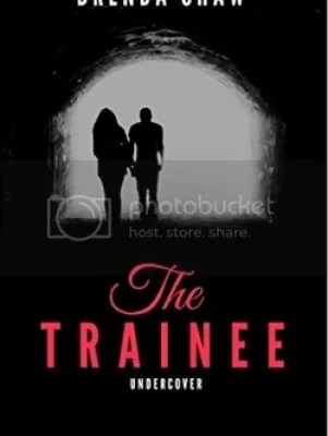the trainee undercover book cover