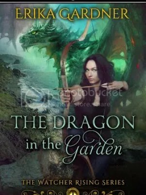 the dragon in the garden cover