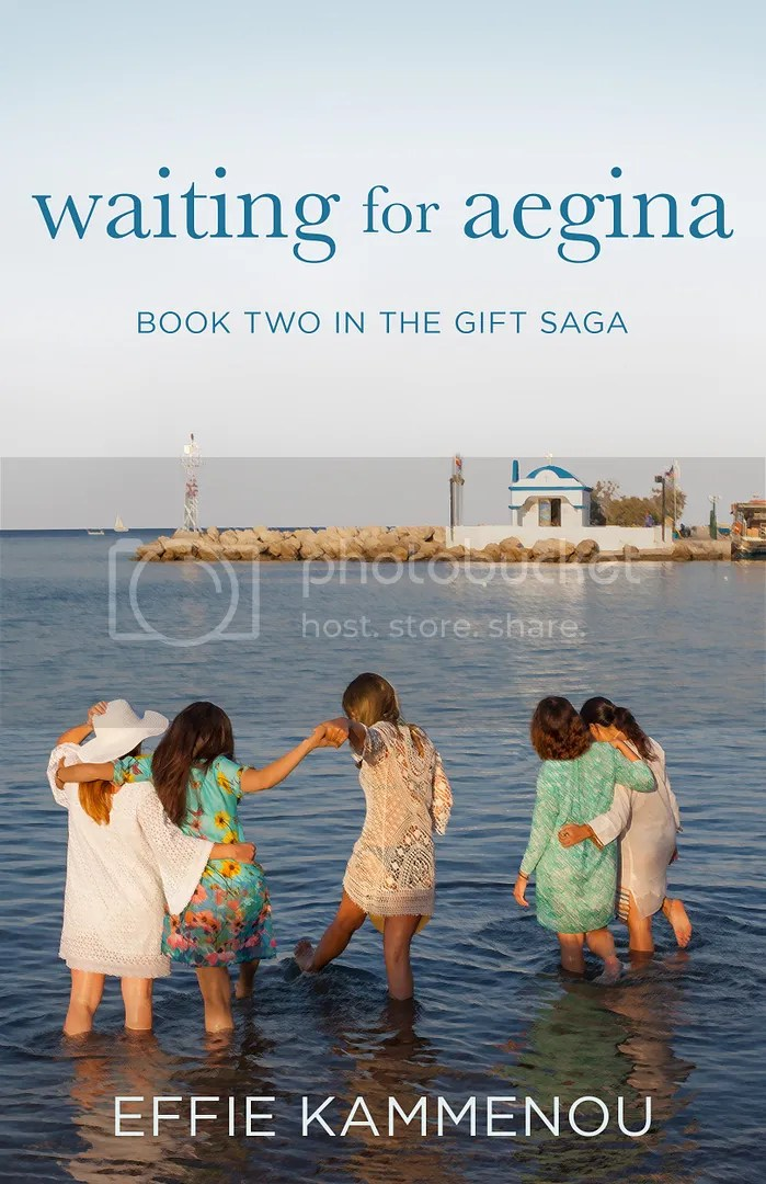 Waiting For Aegina - RABT Book Tours