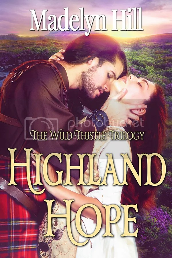 Highland Hope - RABT Book Tours