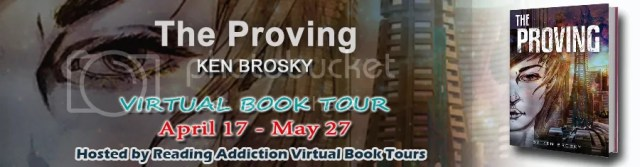 Blog Tour The Proving