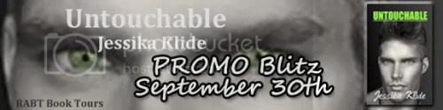 Untouchable -Jessika Klide  banner