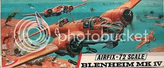 Resultado de imagen de bristol blenheim model kit