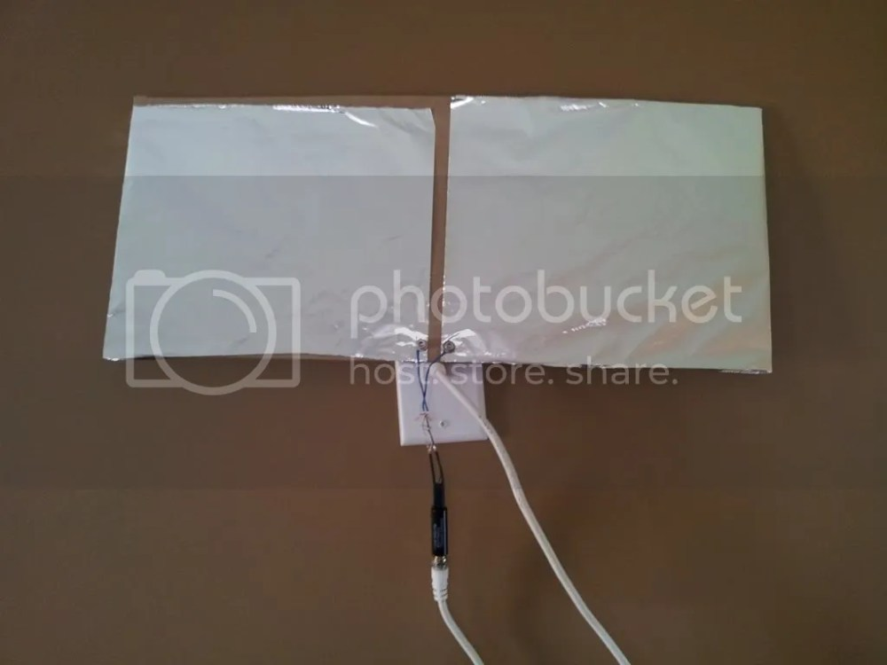 Cheap and simple digital TV antenna (2/6)