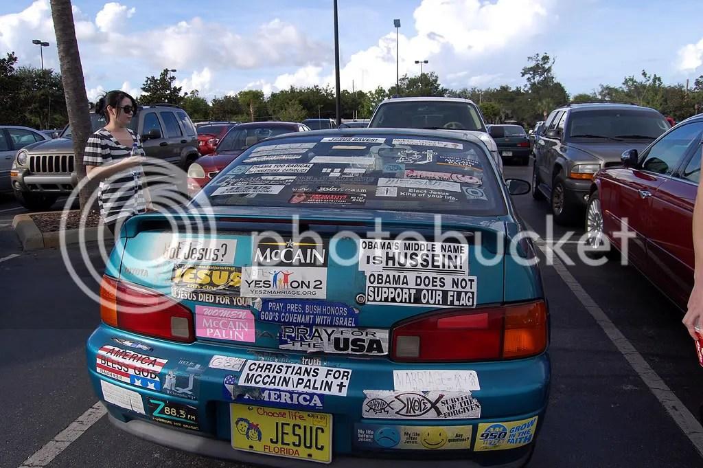 Jesus Car
