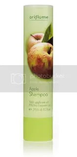 Apple Shampoo for Frequent Use