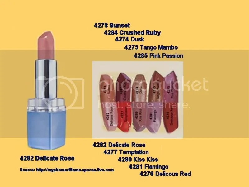 Color Spa Lipstick Porcelain