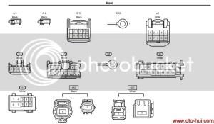 Toyota Camry Hibrid Vehicle 2011 Wiring Diagram   Auto