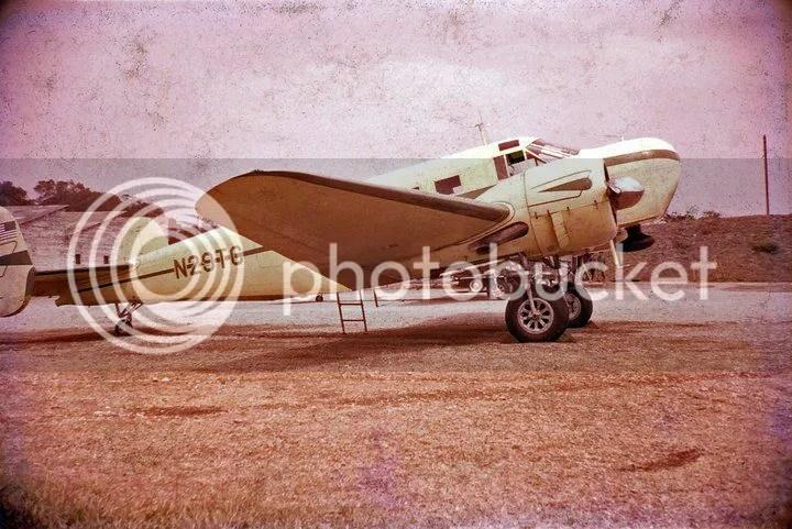 "Beechcraft AT-11 ""N29TC"""