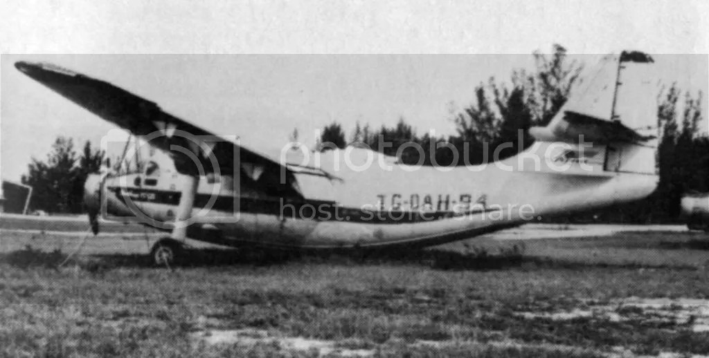 Northrop C-125A